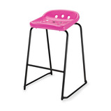 PEPPERPOT STOOL SEAT 610MM