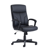 Brompton Leather Faced Chair
