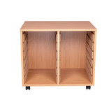 12 Tray Storage Unit