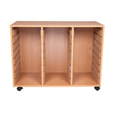 VALUE 24TRY STORAGE UNIT TRAYS BLUE