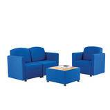 GLACIER BUNDLE SOFA A/CHAIR TABLE CH