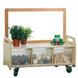 Outdoors Low Divider Storage