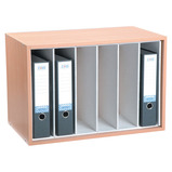 DESK ORGANISER RING BINDER UNIT