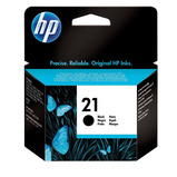 HP 21 INKJET CART BLACK