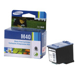 SAMSUNG INK-M40V INK CART BLACK