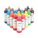CONSORTIUM R/MIXED PAINT 600ML ORANG