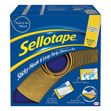 Sellotape® Hook & Loop Strip Combi Box