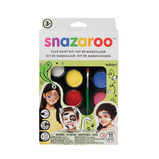 Snazaroo Rainbow Face Painting Kit