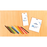Budget Essentials Colouring Pencils