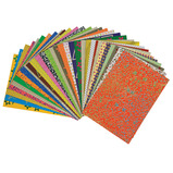 Bumper Metallic Textured Card Assortment
