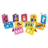 Christmas Cutout Cards