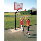Sure Shot 661 Eurocourt Basketball System