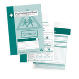 Pupil Accident Report Book
