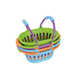 SHOPPING BASKETS SET 4