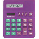 Texet DP8MC8 Dual Powered Calculator