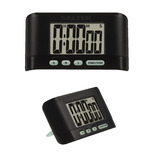 4-Way Multi Timer with Clock