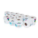 TOILET ROLLS 2PLY WHITE PK36