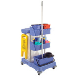 Numatic XC1 Compact Janitorial Trolley