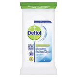 DETTOL SURFACE CLEANSER WIPES 36PK
