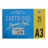 SKETCH PAD CARTRIDGE A3 120GSM EACH