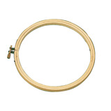 EMBROIDERY RINGS 150MM PK 6