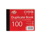 Carbonless Duplicate Books