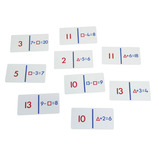 Missing Number Dominoes