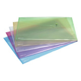 Rapesco Pastel Popper Wallets
