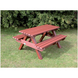 Adult Heavy-Duty Picnic Bench