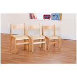 Tuf Class™ Wooden Frame Chairs