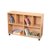 Mobile Shelf Unit