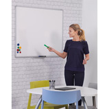Vitreous Enamel Steel Projection Magnetic Whiteboard