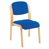 VALUE WOODEN CHAIR W/OUT ARMS CHARC