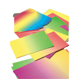 A4 Rainbow Paper and...