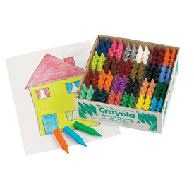 My First Crayons...