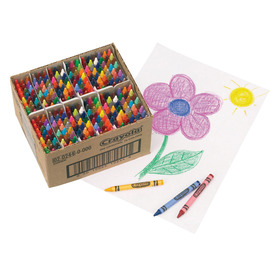 Crayola Crayons...