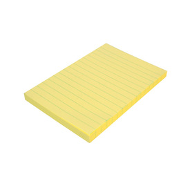 LINED STICKY NOTES...