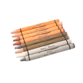Skin Tone Crayons