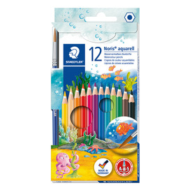 WATERCOLOUR PENCILS...