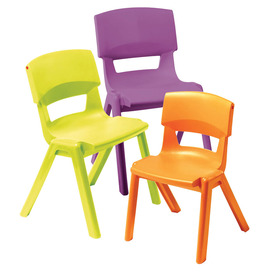 One Piece Chairs